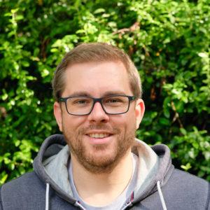 Foto des Bildungsgangleiters Fachlagerist/Fachlageristin Herr Tobiasch